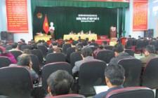 Kỳ họp thứ 11, HĐND huyện Nghĩa Đàn khóa XVIII, nhiệm kỳ 2011 - 2016