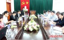 Tuyên truyền tiềm năng, thế mạnh của huyện Nghĩa Đàn trên báo đảng