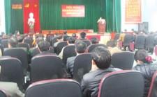 Quán triệt Nghị quyết Đại hội Đảng bộ tỉnh khóa XVIII. nhiệm kỳ 2015-2020
