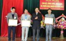 Trung tâm quản lý sau cai nghiện tỉnh Nghệ An tổ chức hội nghị cán bộ công chức, viên chức và triển khai nhiệm vụ năm 2016