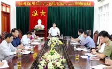Tập trung tuyên truyền về bầu cử Quốc hội khóa XIV và HĐND các cấp