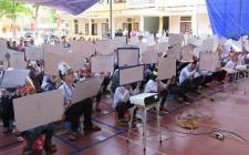 100 học sinh tham gia giao lưu CLB tiếng Anh