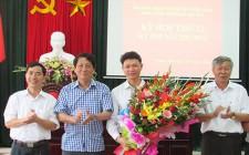 Nghĩa Đàn bầu bổ sung phó chủ tịch UBND huyện