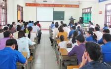 Tập huấn nghiệp vụ tín dụng chính sách cho cán bộ Đoàn cơ sở