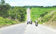 Nghĩa Đàn có 2 tuyến đường bộ địa phương được chuyển thành Quốc lộ
