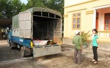 Công an Nghĩa Đàn phát hiện vụ vận chuyển hơn 150Kg thịt trâu không rõ nguồn gốc