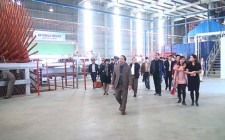 Lớp bồi dưỡng chức danh chủ tịch, phó chủ tịch UBND 21 huyện thành thị đi thực tế tại huyện Nghĩa Đàn