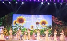 10 thí sinh lọt vào vòng chung kết cuộc thi người đẹp ngày hội hoa hướng dương