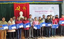 Tập đoàn TH trao quà tết vì người nghèo người nghèo Nghĩa Đàn