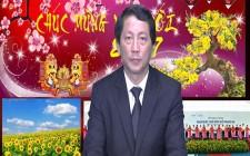 Thư chúc tết của chủ tịch UBND huyện Nghĩa Đàn Lê Hồng Sơn nhân dịp năm mới mừng Xuân Đinh Dậu 2017