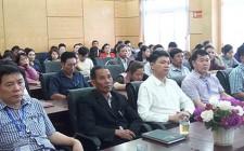 250 đại biểu tham gia đối thoại với chi cục thuế