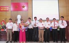 Đại hội đại biểu hội Doanh nghiệp nhỏ và vừa huyện Nghĩa Đàn lần thứ I, nhiệm kỳ 2017 – 2022
