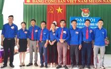 Nghĩa Thắng  tổ chức Đại hội Đoàn lần thứ XXIV, nhiệm kỳ 2017- 2022
