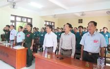 Hội thi giảng dạy chính trị cho Chính trị viên xã, thị trấn năm 2017