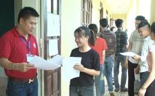 Nghĩa Đàn 718 thí sinh bước vào kỳ thi THPTQG năm 2017