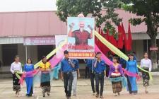 Đại hội TDTT xã Nghĩa Lâm