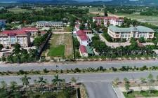 Điều chỉnh và bổ sung qui hoạch chung thị trấn Nghĩa Đàn
