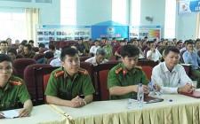 Tập huấn nghiệp vụ PCCC và CNCH cho lực lượng dân phòng