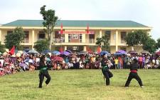 Nghĩa Đàn hoàn thành đại hội TDTT cấp cơ sở