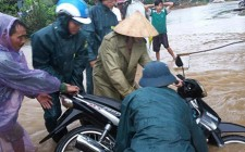 Nam sinh lớp 12 lao xuống nước cứu người bị nạn