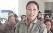 Hơn 130 công nhân được truyền thông chăm sóc sức khoẻ sinh sản Dân số - KHHGĐ