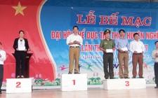 Nghĩa Minh giành giải nhất toàn đoàn tại Đại hội TDTT huyện Nghĩa Đàn lần thứ VIII