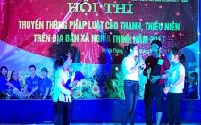 Hội thi tuyên truyền phổ biến giáo dục pháp luật cho thanh thiếu niên năm 2017