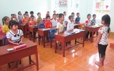 Nghĩa Đàn phấn đấu hoàn thành công tác phổ cập giáo dục Tiểu học và đạt chuẩn xóa mù chữ