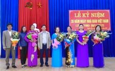 Nghĩa Tân kỷ niệm 35 Ngày Nhà giáo Việt Nam