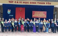 Trường THCS thị trấn Nghĩa Đàn kỷ niệm 20 năm ngày thành lập