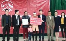 Văn phòng Tổng đại lý AIA tại Nghệ An – Chi nhánh Thái Hòa chi trả quyền lợi bảo hiểm cho khách hàng ở Nghĩa Đàn