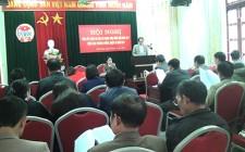Hội Nông dân huyện Nghĩa Đàn tổng kết công tác hội năm 2017