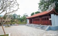 Khám phá khu di tích quốc gia đặc biệt về chí sĩ Phan Bội Châu ở Nghệ An