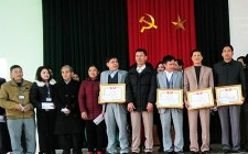 Nghĩa Khánh tổng kết công tác xây dựng Đảng