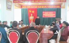 Đảng ủy xã Nghĩa Liên tọa đàm kỷ niệm 88 năm thành lập Đảng
