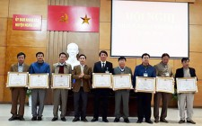 Hội nghị triển khai nhiệm vụ năm 2018