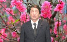 Thư chúc Tết Mậu Tuất năm 2018 của đồng chí Lê Hồng Sơn, chủ tịch UBND huyện Nghĩa Đàn