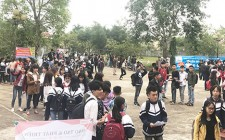 Hơn 1.000 người tham gia phiên giao dịch việc làm cho lao động nông thôn