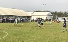 Khai mạc giải bóng đá nam công nhân, lao động năm 2018