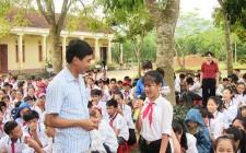 Gần 470 học sinh được tư vấn về chăm sóc sức khỏe sinh sản, phòng chống xâm hại tình dục