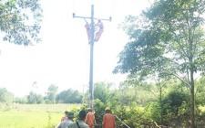 Ra quân đảm bảo an toàn lưới điện trước mùa mưa bão