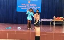750 em học sinh được tuyên truyền phòng chống đuối nước và tai nạn thương tích cho trẻ em