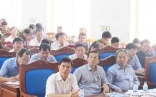 Tập huấn công tác QLNN về ANTT trên lĩnh vực tôn giáo