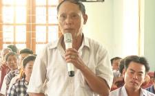Đại biểu HĐND huyện Nghĩa Đàn tiếp xúc cử tri tại xã Nghĩa Hội