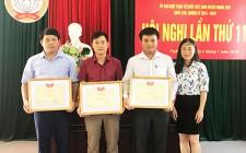 MTTQ huyện Nghĩa Đàn sơ kết công tác mặt trận 6 tháng đầu năm