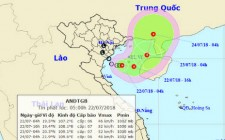Công điện khẩn đối phó với áp thấp nhiệt đới và mưa lớn diện rộng tại Nghệ An