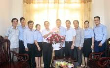 Các cơ quan đơn vị chúc mừng ngày truyền thống ngành Tuyên giáo của Đảng