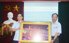 TTYT Nghĩa Đàn tham quan, học tập và trao đổi kinh nghiệm tại Phú Thọ