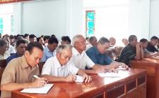 Nghĩa Liên triển khai thực hiện Nghị quyết Trung ương 7 khóa XII
