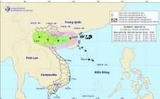 Bão số 4 - Bebinca giật cấp 11, cách thành phố Vinh (Nghệ An) 450km